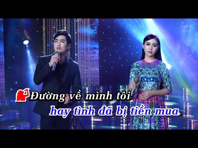 [Karaoke - Beat Gốc] Hương Tình Cũ - Thiên Quang ft. Quỳnh Trang