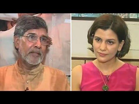 Freeing children gives me my strength: Kailash Satyarthi
