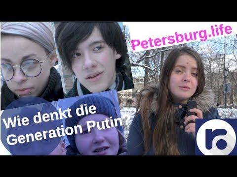 Kampf um die Generation Putin
