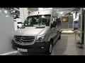 2017 Wanner Carletto Mercedes-Benz Sprinter - Exterior + Interior - Caravan Show CMT Stuttgart 2017