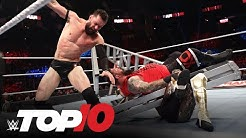 Top 10 Raw moments WWE Top 10 Oct 25 2021