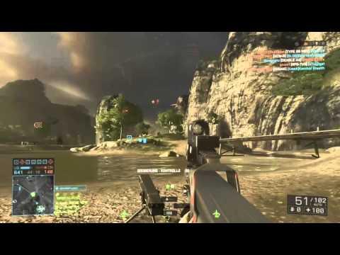BF4 Short Clip 002 - Kill with the damn AA-Mine