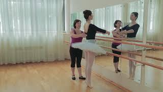 Видео-уроки онлайн школы осанки, балета и пилатеса iDanceBallet