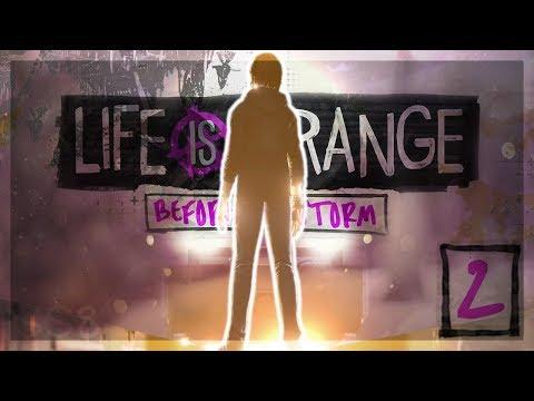 LIFE IS STRANGE , BEFORE THE STORM - Splendide nouveau monde ( Épisode 2 Complet ) - SS 8/31