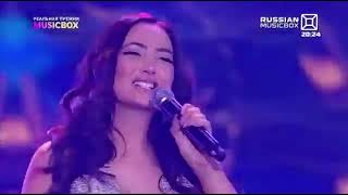 SEYA - Chocolata Live on Russian Music Box TV Award
