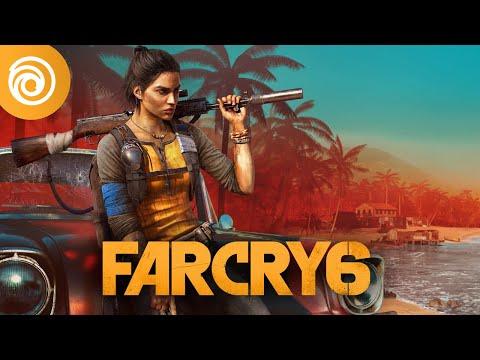 Far Cry 6 släpps den 7 oktober Nu är det väl revolution på gång?