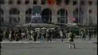 Сухум, штурм здания Совмина в 1993г