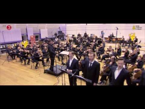 BBC Radio 3's ultimate musical battle - THE BOYS - for Children in Need 2013