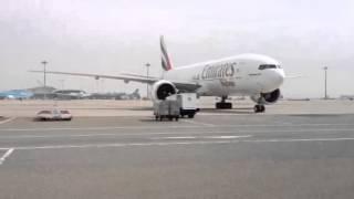 Emirates  sky cargo         B777-200F