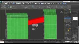 3ds Max Tutorial - Basic modeling in 3ds Max - Graphite Tools - Workshop 01