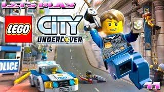 LEGO CITY UNDERCOVER #11 Chapitre 9 Le Betail doit rentrer au Bercail [PC]
