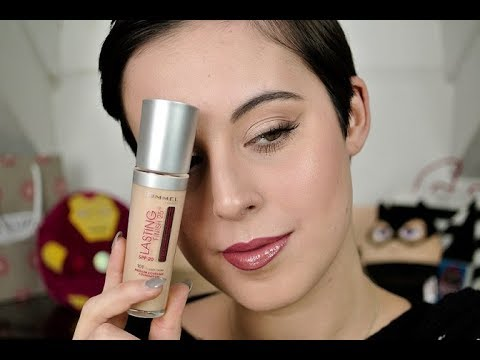 Recensione: Lasting Finish Breathable di Rimmel! Vale la pena? | iTV