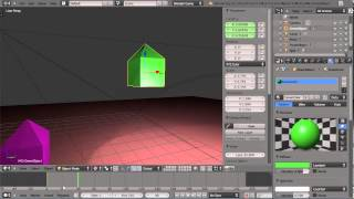 Blender 2.63a Tutorial - Animation and the Graph Editor