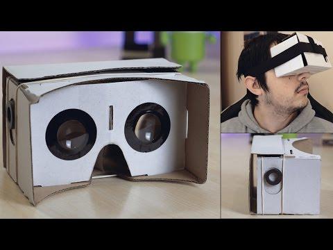 Ochelari realitate virtuala Idei3D / Top 10 aplicatii VR / Concurs