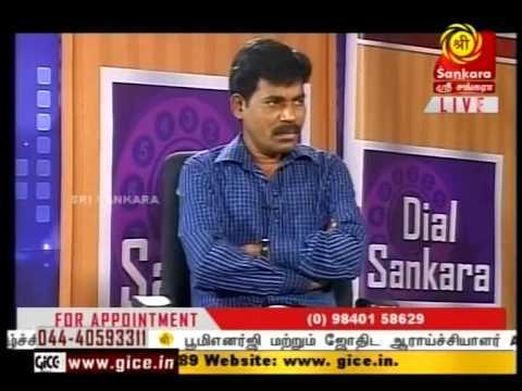 Director Ab Mughan in Sankara 21-04-2014 TV Part - 1