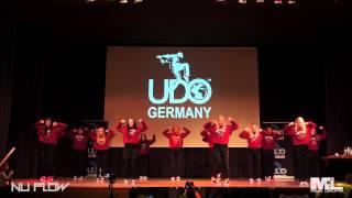 Nu Flow | UDO SDM 2014 1st Place