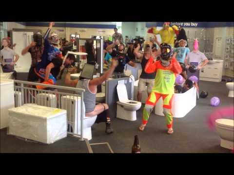 Plumbing World Rotorua Harlem Shake