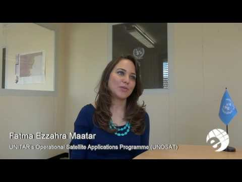 Hydraulic engineer and GIS expert, UNITAR-UNOSAT