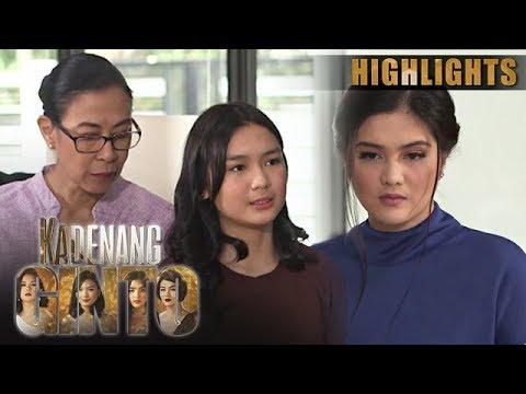 Cassie, pinigilan ang pag-alis ni Esther | Kadenang Ginto (With Eng Subs)