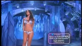 Irene Esser traje de baño Miss Universo