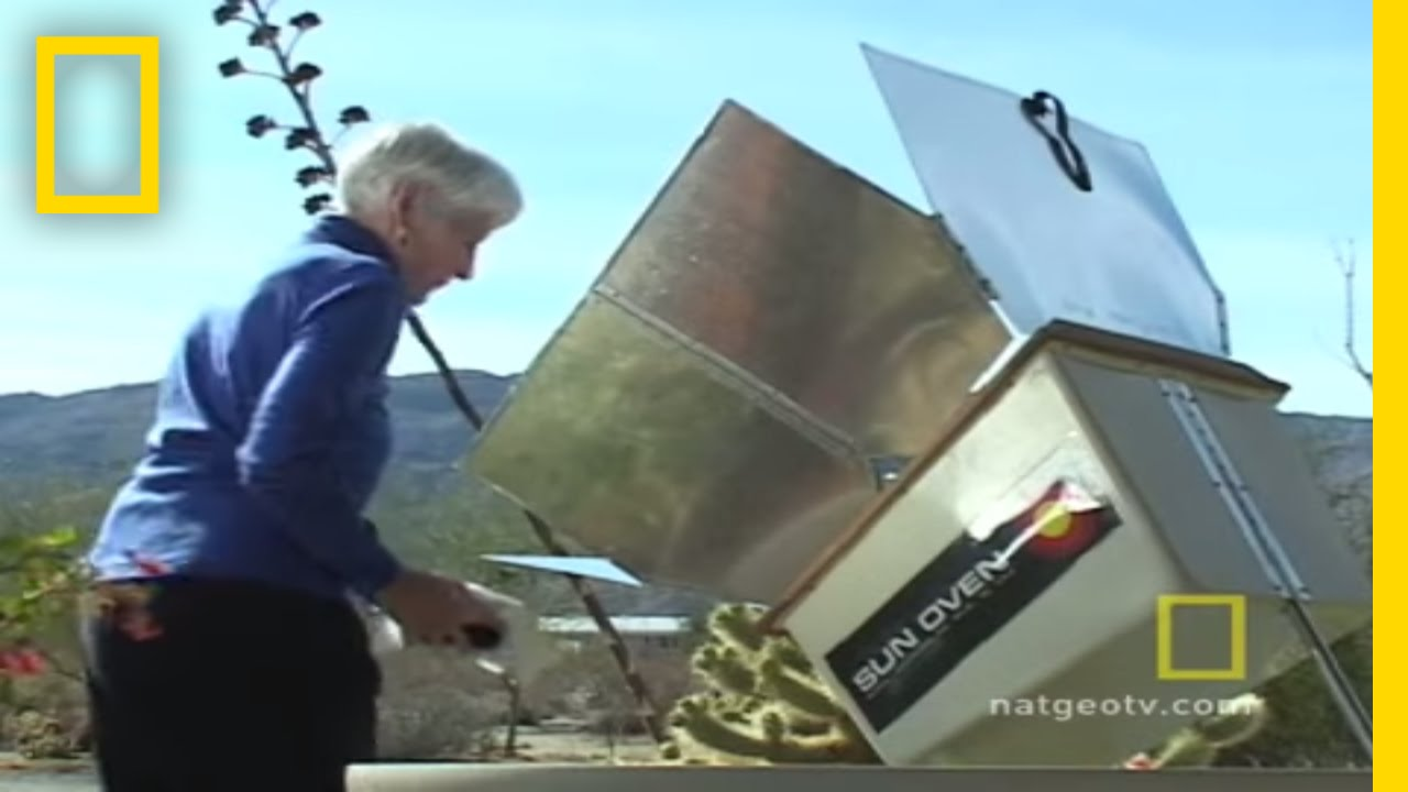 Solar Cooking | National Geographic