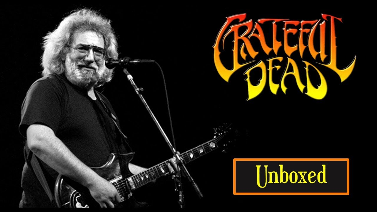 The Grateful Dead: 'Workingman's Dead' 50th Anniversary | Unboxing