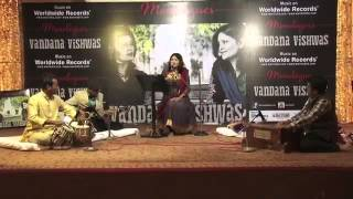 Vandana Vishwas - Aaye Zubaan Pe - Live from Monologues - Indian Launch
