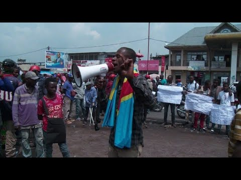 Anger in DR Congo as election postponed