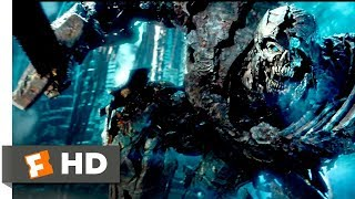 vuclip Transformers: The Last Knight (2017) - Undead Transformers Scene (5/10) | Movieclips