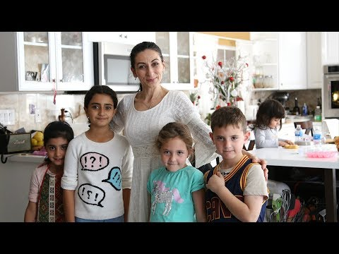 Մանկական Խոհանոց #2 - Kids YouTube Cooking Classes - Heghineh Cooking Show in Armenian