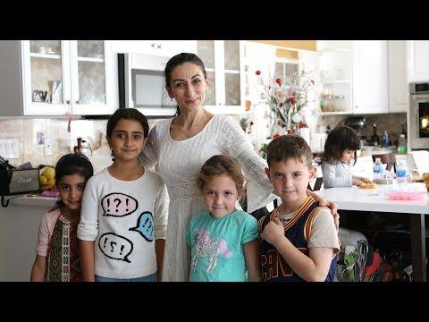 Մանկական Խոհանոց #2  Kids YouTube Cooking Classes  Heghineh Cooking Show in Armenian