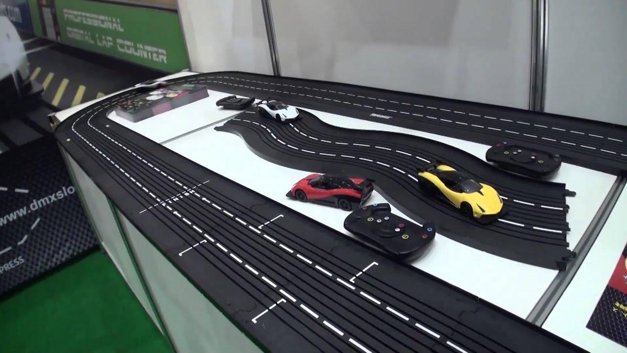 Slot car racing systems allan universal coin slot