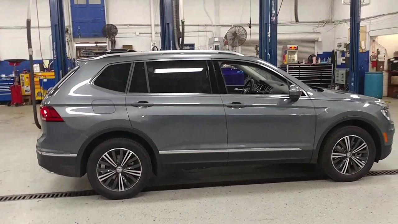2018 Volkswagen Tiguan SEL - YouTube
