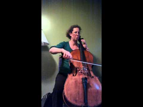 Hallelujah cello part