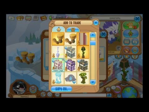 Quest for a purple headdress! - Getting one! - animal jam