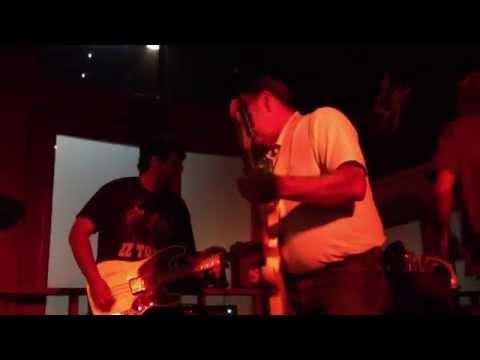 Dan Wilson of Gig Harbor, WA jamming in Austin TX.