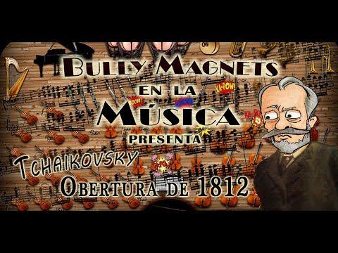 Tchaikovsky: Obertura de 1812 - Dibujando la Historia - Bully Magnets