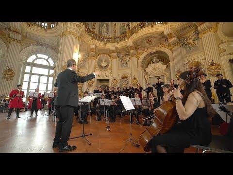 Stupinigi. Corni da caccia / Trompes: A. Vivaldi - J.D. Heinichen – (?) P. Torri / (?) J. Ries
