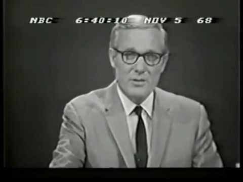 NBC News Election Night 1968 Coverage