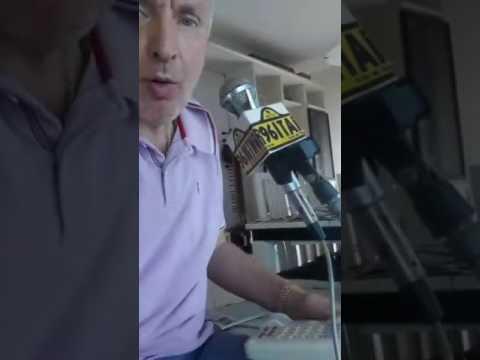 Rassegna Stampa di sabato 22 luglio 2017 su Radio Milano Tv & Periscope con Elio Crociani