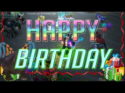 Arcane Legends | HAPPY BIRRRRRRTHDAY!!!