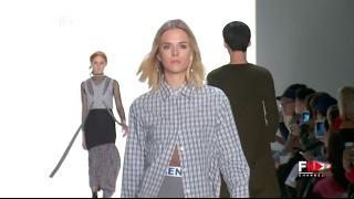 CALVIN LUO Fashion show New York Fall Winter 2017 18   Fashion Channel