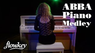 ABBA Piano Medley (flowkey Piano Cover)