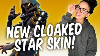 🔵 *New Cloaked Star Skin!* // Fortnite Battle Royale PC Gameplay with Gala!