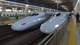 【長時間走行音】山陽新幹線N700系さくら541号 新大阪→博多 2019.4.15
