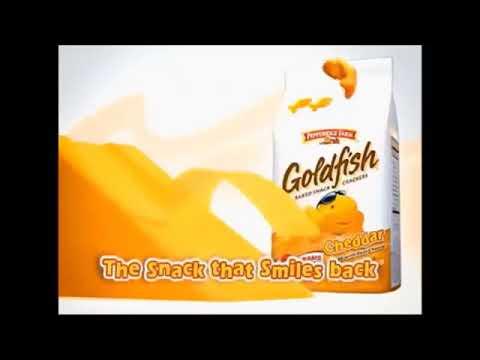 Goldfish Crackers Jingle Logo (2005-2007) (Early Season 1)