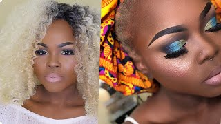 ShadesByGAL Eyeshadow Palette | Makeup Tutorial