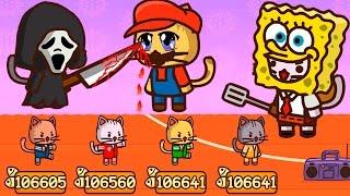 ИГРА как мультик - Ударный отряд котят 2 - Strike force kitty 2 - Для Детей - часть #11