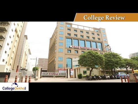 Asian Business School (ABS) - Noida | www.collegedekho.com