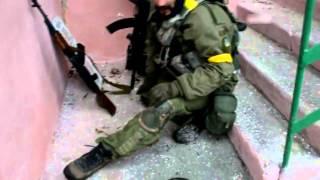 Бой в Широкино силовики отбили атаку ополченцев, Донбасс, АТО, Украина